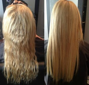 Keratin Hair Treatments at Cut Atlanta, a Hair Salon in Altanta providing A Sophisticated and Stylish Hair Experience