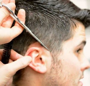 Men's haircuts at Cut Atlanta, a Hair Salon in Altanta providing A Sophisticated and Stylish Hair Experience